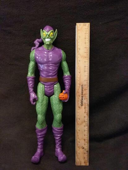 12 Inch Green Goblin 2014 Action Figure Toy Marvel