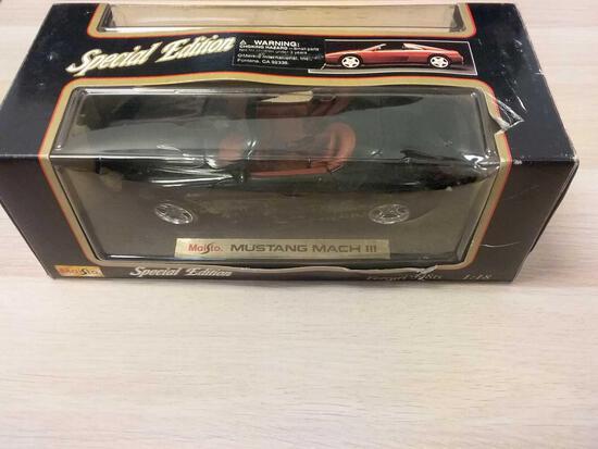 Maisto Ferrari 348ts 1:18 Model Car