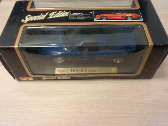 Maisto Mustang Mach III 1:18 Model Car