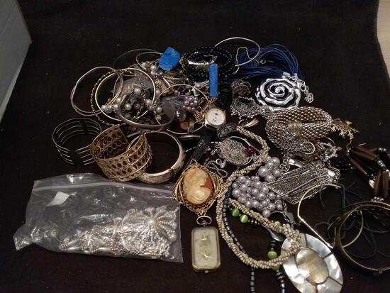 Huge Estate Jewelry Collection