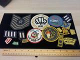 Huge Lot of Vintage Patches