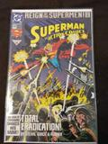 Superman in Action Comics #690 Signed Autographed by Roger Stone