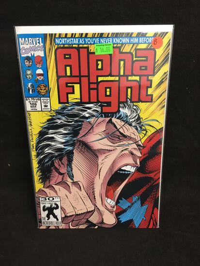 Alpha Flight #106 Comic Book from Amazing Collection B