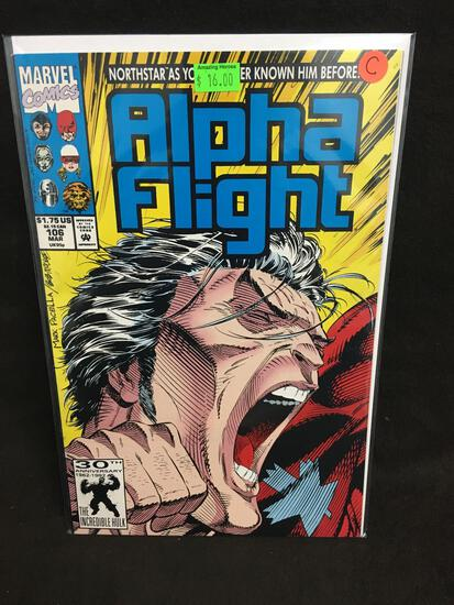 Alpha Flight #106 Comic Book from Amazing Collection C