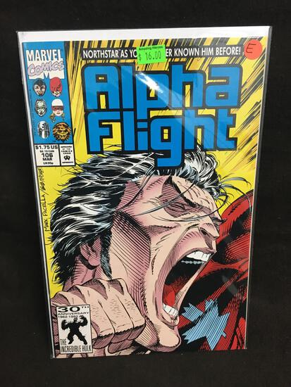 Alpha Flight #106 Comic Book from Amazing Collection E