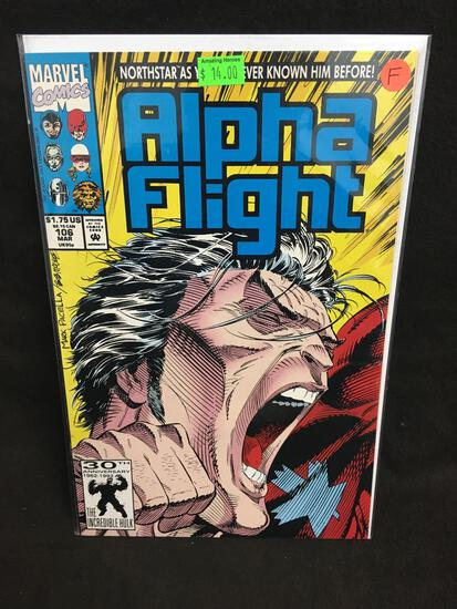 Alpha Flight #106 Comic Book from Amazing Collection F