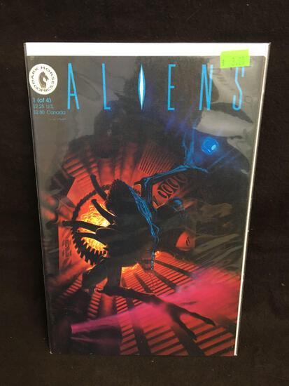 Aliens #1 Comic Book from Amazing Collection