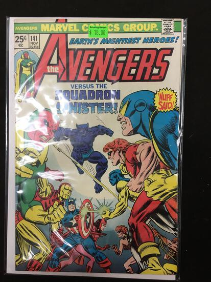 Avengers #141 Comic Book from Amazing Collection