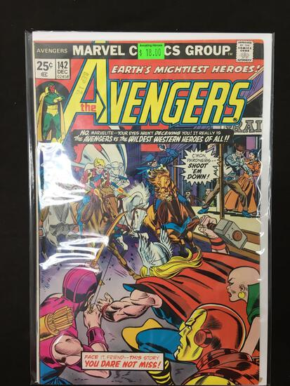 Avengers #142 Comic Book from Amazing Collection