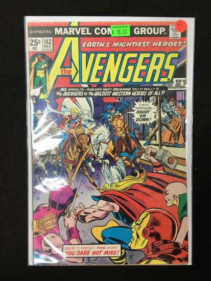 Avengers #142 Comic Book from Amazing Collection B