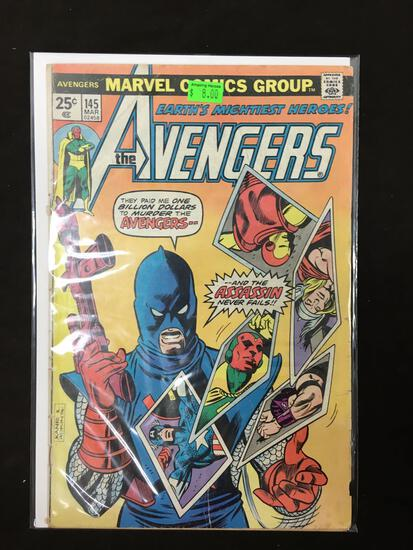 Avengers #145 Comic Book from Amazing Collection