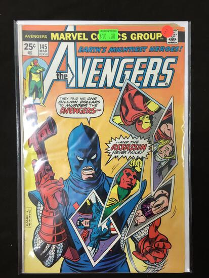 Avengers #145 Comic Book from Amazing Collection B