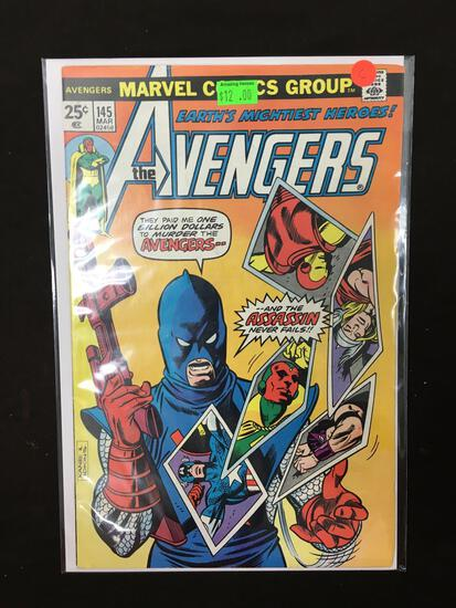 Avengers #145 Comic Book from Amazing Collection C