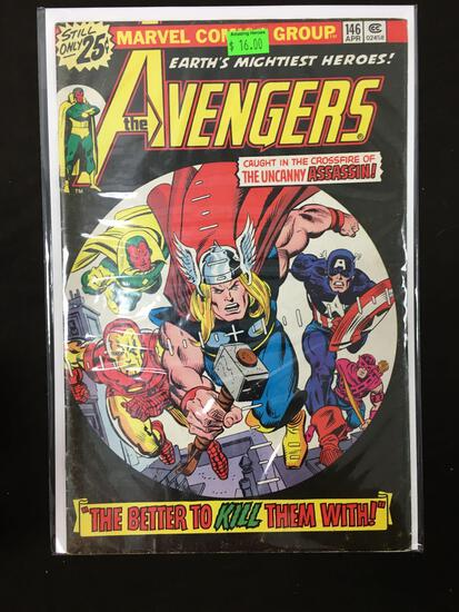 Avengers #146 Comic Book from Amazing Collection