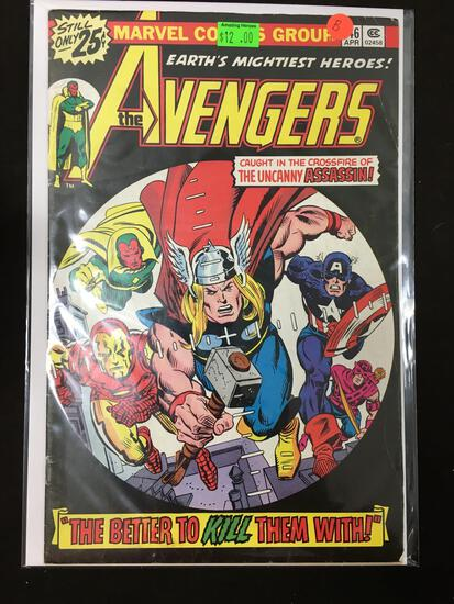 Avengers #146 Comic Book from Amazing Collection B