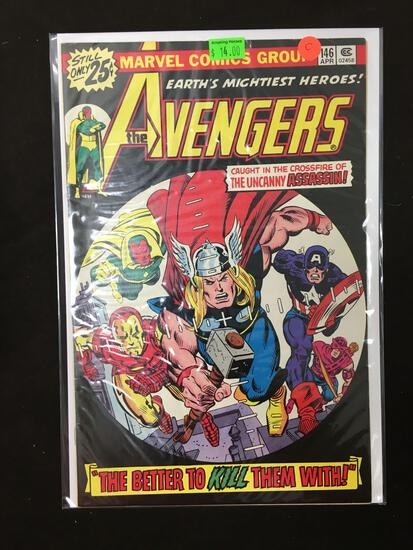 Avengers #146 Comic Book from Amazing Collection C