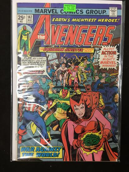 Avengers #147 Comic Book from Amazing Collection