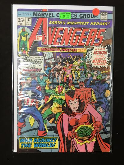 Avengers #147 Comic Book from Amazing Collection B