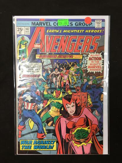 Avengers #147 Comic Book from Amazing Collection C