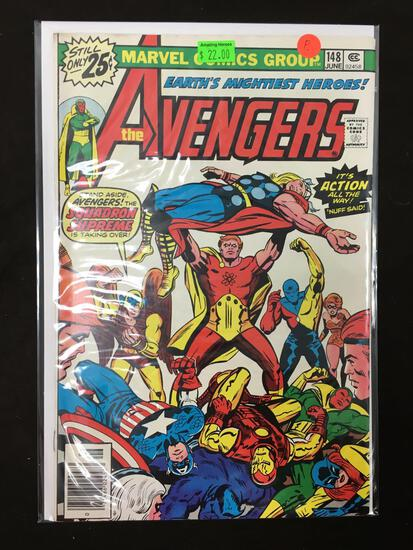 Avengers #148 Comic Book from Amazing Collection B