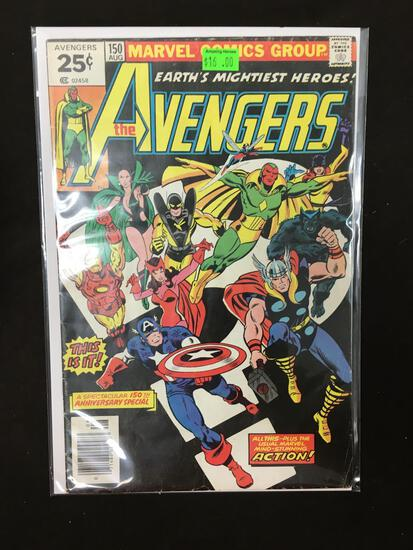Avengers #150 Comic Book from Amazing Collection