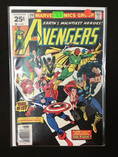 Avengers #150 Comic Book from Amazing Collection B