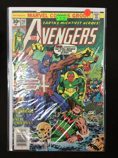 Avengers #152 Comic Book from Amazing Collection B