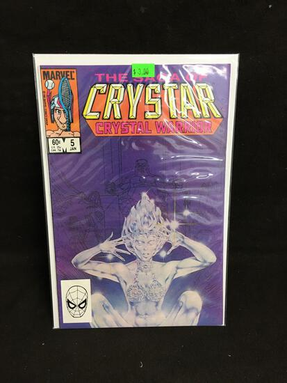 Crystar #5 Comic Book from Amazing Collection