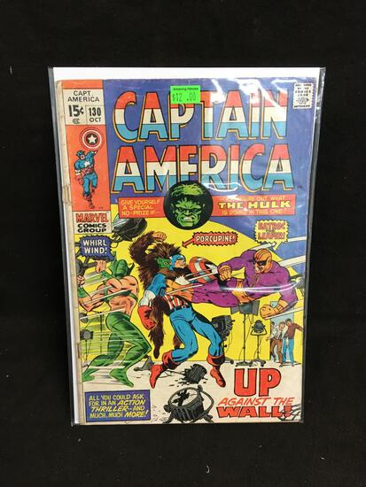 Captain America # 130Comic Book from Amazing Collection