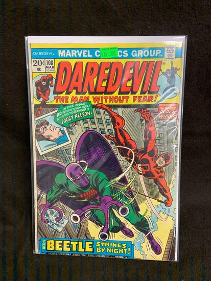 Daredevil #108 Comic Book from Amazing Collection