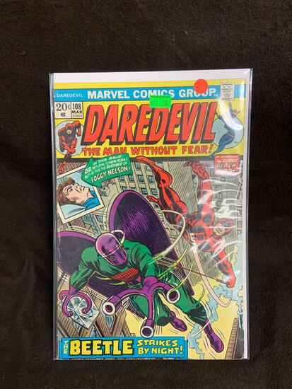 Daredevil #108 Comic Book from Amazing Collection B