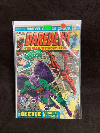 Daredevil #108 Comic Book from Amazing Collection D