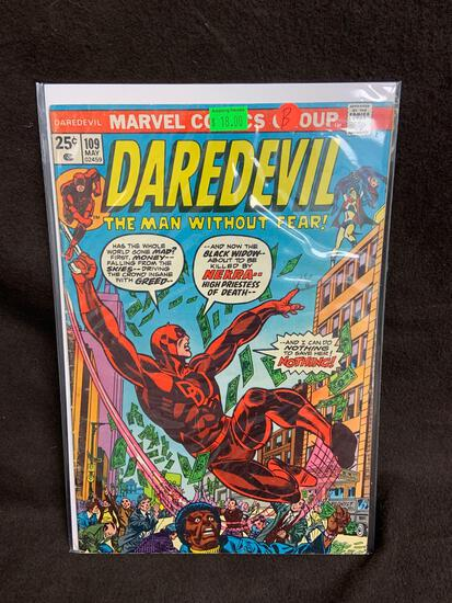 Daredevil #109 Comic Book from Amazing Collection B