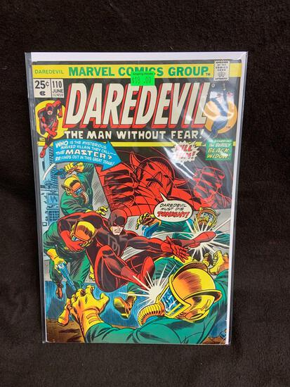 Daredevil #110 Comic Book from Amazing Collection
