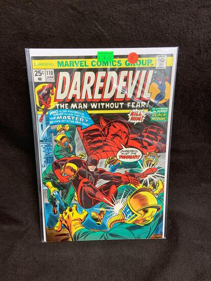 Daredevil #110 Comic Book from Amazing Collection B