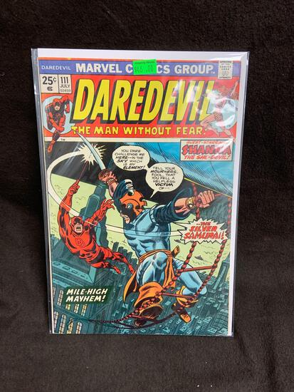 Daredevil #111 Comic Book from Amazing Collection