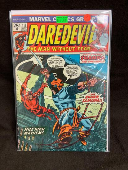 Daredevil #111 Comic Book from Amazing Collection C