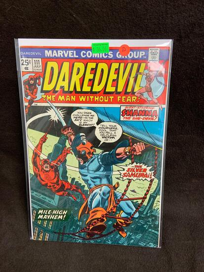 Daredevil #111 Comic Book from Amazing Collection D