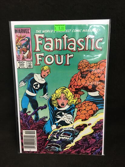 Fantastic Four #260 Vintage Comic Book from Amazing Collection