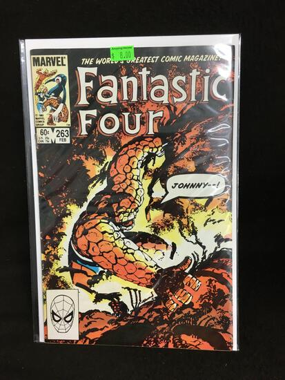 Fantastic Four #263 Vintage Comic Book from Amazing Collection B