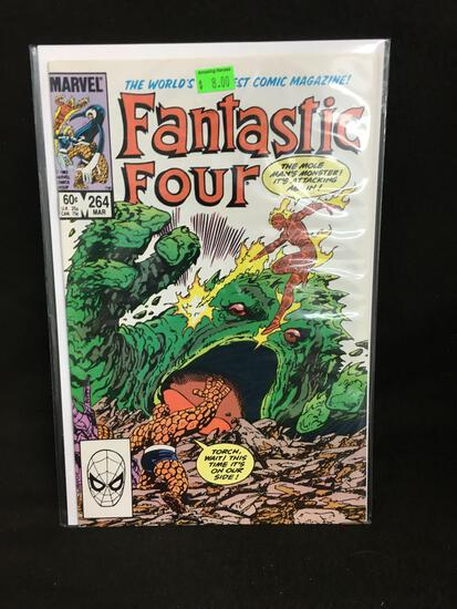 Fantastic Four #264 Vintage Comic Book from Amazing Collection