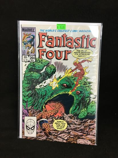 Fantastic Four #264 Vintage Comic Book from Amazing Collection B
