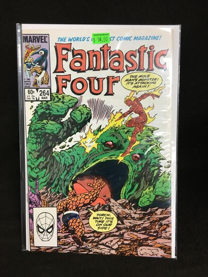Fantastic Four #264 Vintage Comic Book from Amazing Collection C