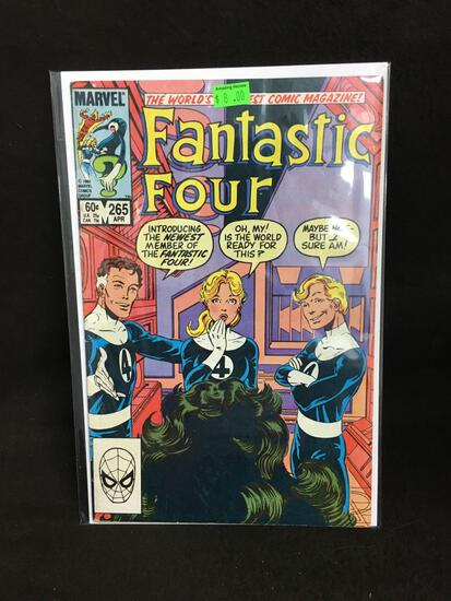 Fantastic Four #265 Vintage Comic Book from Amazing Collection C