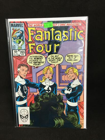 Fantastic Four #265 Vintage Comic Book from Amazing Collection D