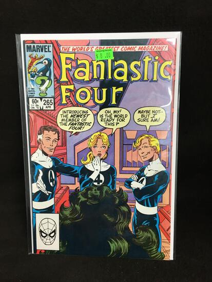 Fantastic Four #265 Vintage Comic Book from Amazing Collection E