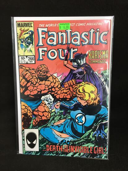 Fantastic Four #266 Vintage Comic Book from Amazing Collection