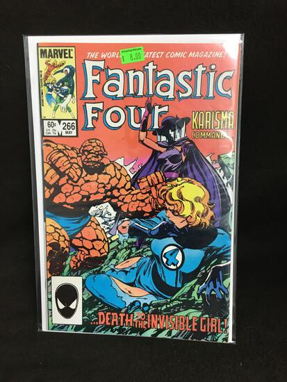 Fantastic Four #266 Vintage Comic Book from Amazing Collection B
