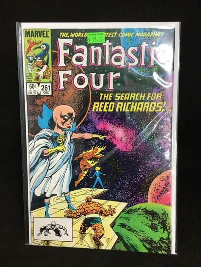 Fantastic Four #261 Vintage Comic Book from Amazing Collection