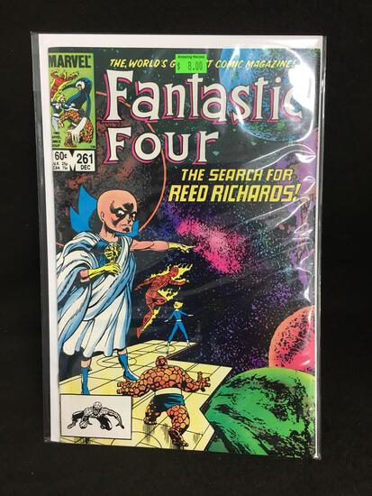 Fantastic Four #261 Vintage Comic Book from Amazing Collection B
